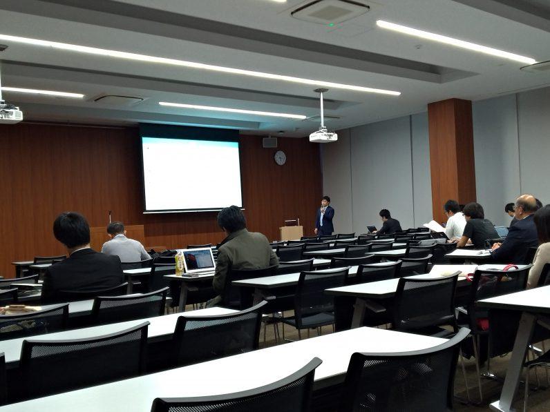 電子情報通信学会 福祉情報工学研究会で発表しました。